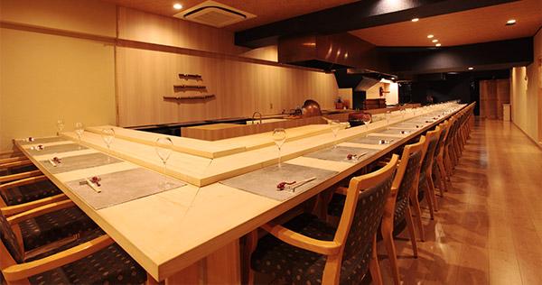 人形町 やま田  | 割烹・小料理お席